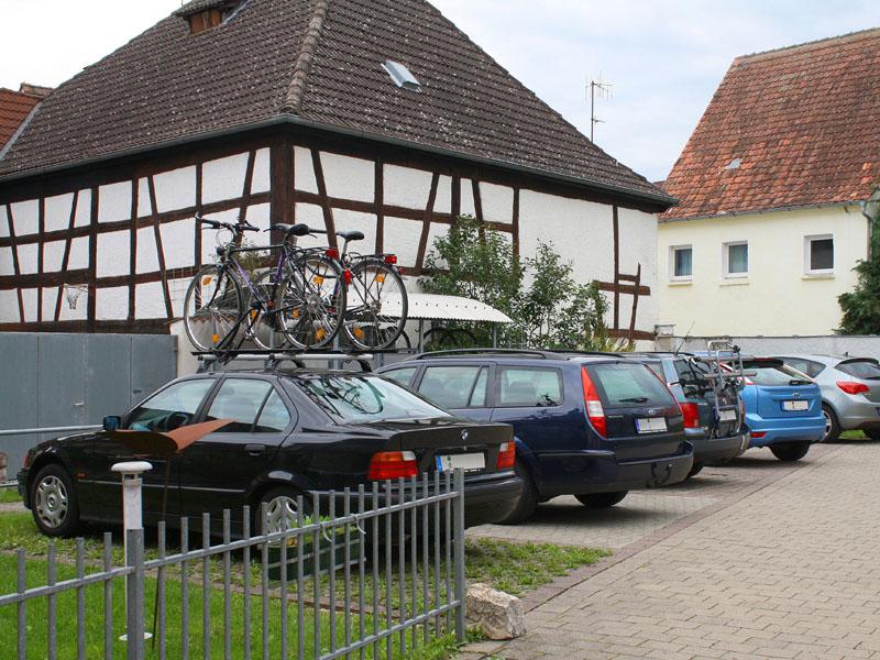 Parken am Haus
