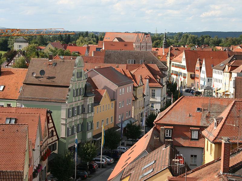 Die Stadt:Gunzenhausen
